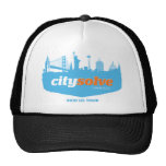La ciudad soluciona el paisaje urbano 2010 gorros bordados