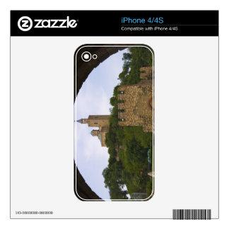 La ciudadela medieval de Tsarevets iPhone 4S Skin