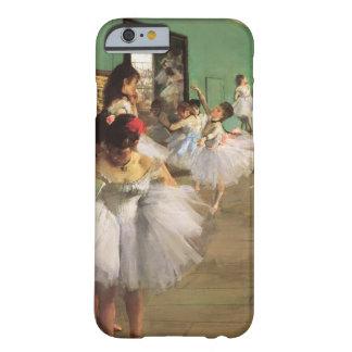 La clase de danza del ballet del impresionismo del funda de iPhone 6 barely there