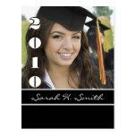 La clase de incorpora invitaciones de la graduació tarjeta postal