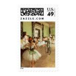 La Classe de Danse de Edgar Degas