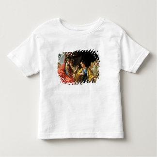La clemencia de Alexander el grande Camisas