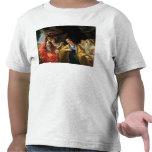 La clemencia de Alexander el grande Camiseta
