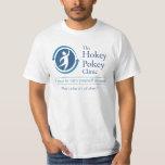 La clínica del Pokey de Hokey Playera