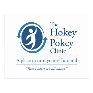 La clínica del Pokey de Hokey Postales