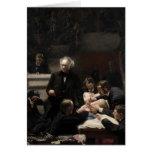 La clínica gruesa de Thomas Eakins Tarjetas