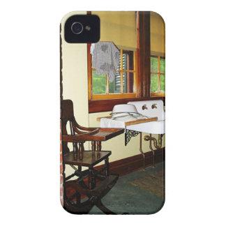 La cocina de la abuela Case-Mate iPhone 4 funda