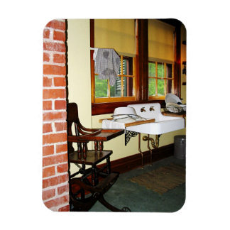La cocina de la abuela iman rectangular