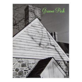 La cocina del verano - 1989 tarjeta postal