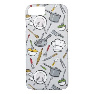 La cocina equipa el modelo funda iPhone 7