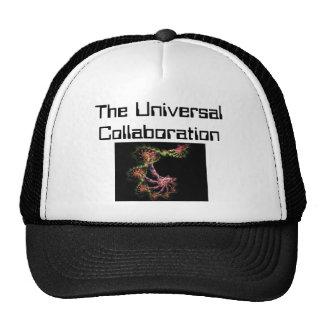 La colaboración universal gorra