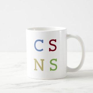 La colección de CSNS Tazas