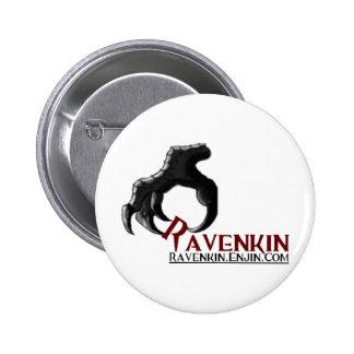 La colección de la garra de Ravenkin Pin