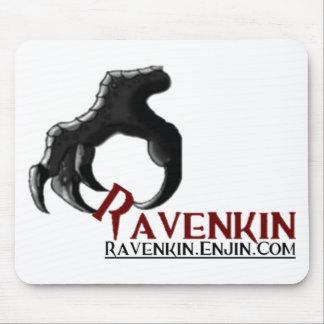 La colección de la garra de Ravenkin Tapete De Raton