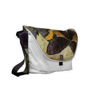 La colección de la mariposa bolsas de mensajería