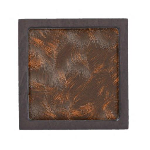 La colección de la piel - piel del calicó cajas de regalo de calidad