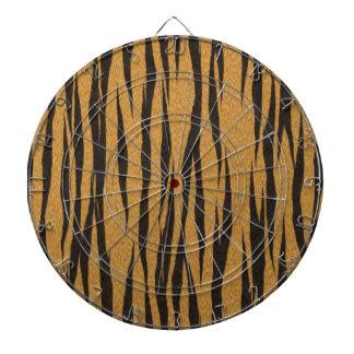 La colección de la piel - tigre tablero de dardos