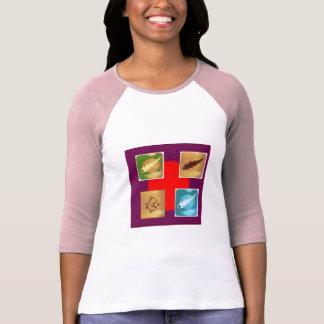 La colección de la variedad de NOVINO ajusta las Camiseta