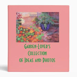 La colección de los Jardín-Amantes de ideas y de f