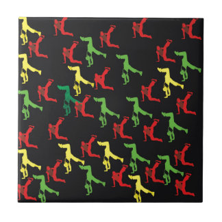 La colección de Marqui 11 Hip Hop Azulejo Cuadrado Pequeño