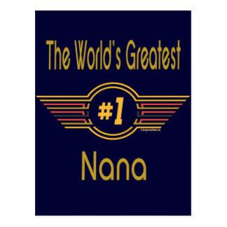 La colección de Nana Tarjetas Postales
