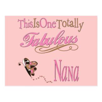 La colección de Nana Postales