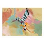 La colección hueco de la haba tarjetas postales