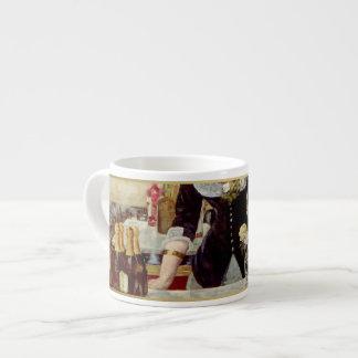 """La colección impresionista"" - Manet ""Bergère "" Tazita Espresso"