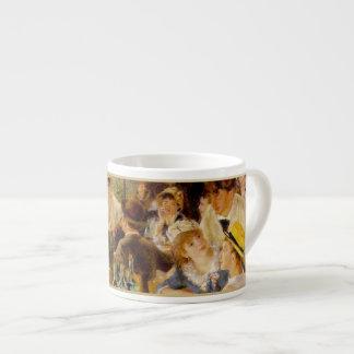 """""""La colección impresionista"""" - Renoir """"alumerzo"""" 2 Taza Espresso"""