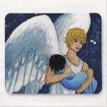 La colección Mousepad del ángel Tapetes De Ratones