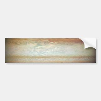 La colisión deja Júpiter gigante contusionado Pegatina De Parachoque
