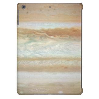 La colisión deja Júpiter gigante contusionado Funda Para iPad Air