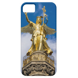 La columna de la victoria en Berlín en Alemania iPhone 5 Case-Mate Cobertura