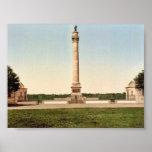 La columna del gran ejército, cla de Boulogne, Fra Posters