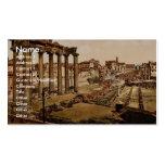 La columna del gran ejército, cla de Boulogne, Fra Plantilla De Tarjeta De Negocio