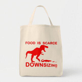 La comida es escasa, reduciendo la talla bolsas