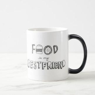 La comida es mi taza del mejor amigo