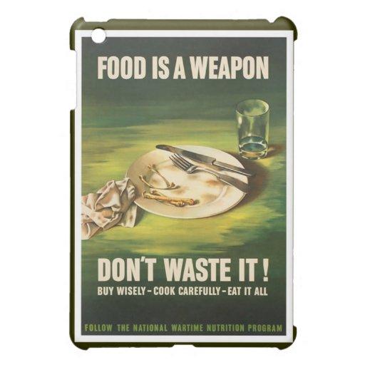 La comida es un arma - WW2