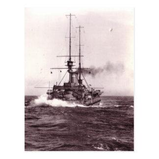 La Commonwealth 1903 del HMS Postal