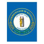 La Commonwealth de Kentucky Tarjeta Postal