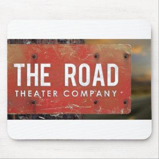 La compañía teatral del camino tapetes de ratón