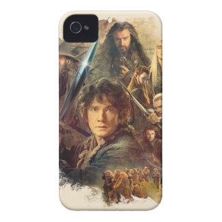 La compañía y los duendes de Mirkwood iPhone 4 Cobertura