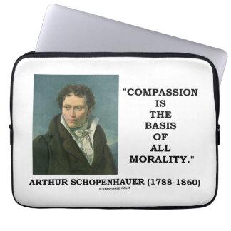 La compasión es la base de la moralidad fundas ordendadores
