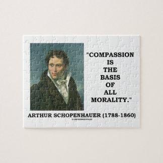 La compasión es la base de la moralidad puzzle