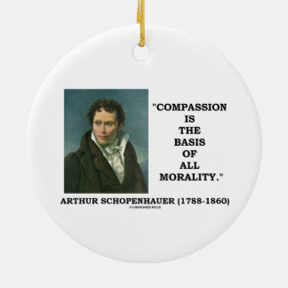 La compasión es la base de la moralidad Schopenhau Adorno