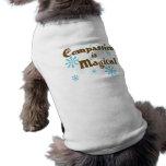 La compasión es mágica ropa de perros