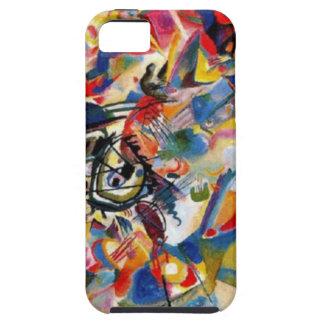 La composición VII de Kandinsky Funda Para iPhone 5 Tough