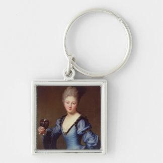 La Comtesse de Bersac Keychain