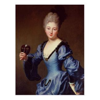 La Comtesse de Bersac Postcard