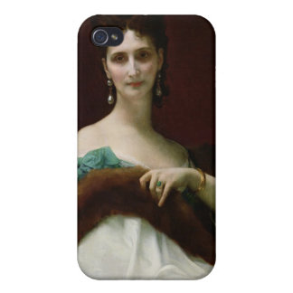 La Comtesse de Keller, 1873 iPhone 4/4S Covers